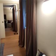Samt Vorhang